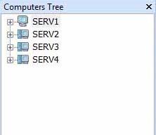 Servers added